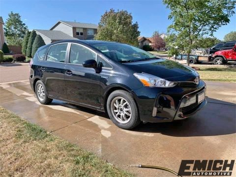 Pre-Owned 2015 Toyota Prius v Three